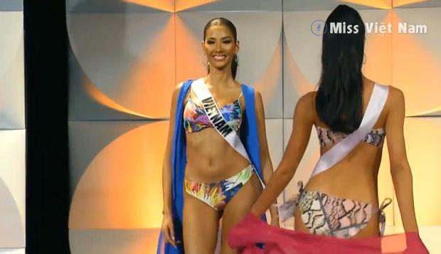 Hoàng Thùy chốt sổ thi dạ hội cùng Quốc phục Cà Phê trong đêm bán kết Miss Universe, lập tức được dự đoán Top 10! - Ảnh 7.