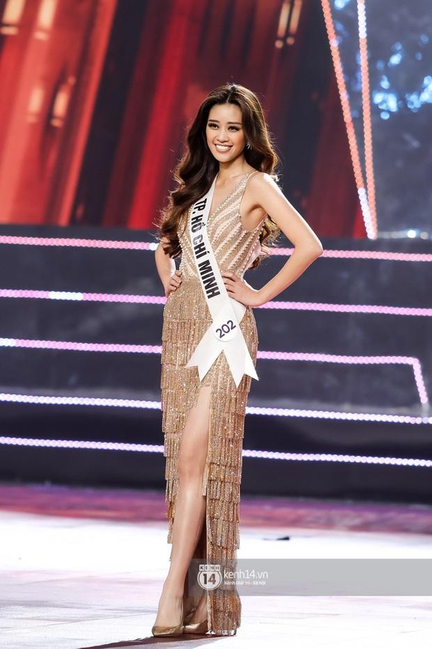 Hoa hậu Hoàn vũ Việt Nam 2019 - Khánh Vân: Học vấn kém hơn 2 thí sinh top 3, rẽ lối sang sân khấu điện ảnh từ sớm - Ảnh 1.