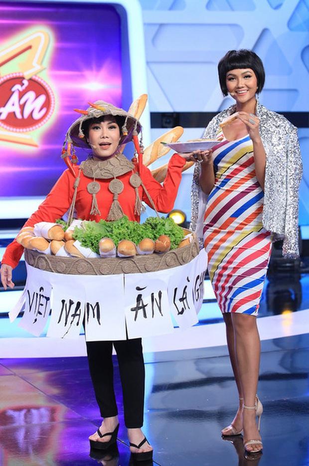 HHen Niê: Từ kẻ bại trận tại Next Top Model đến Quán quân Cuộc đua kỳ thú - Ảnh 8.