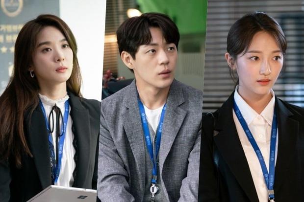 3 kiểu sếp gây nhức nhối trên màn ảnh Hàn: Kẻ mở miệng là tạo nghiệp, người cho nhân viên ăn hành sống qua ngày - Ảnh 1.