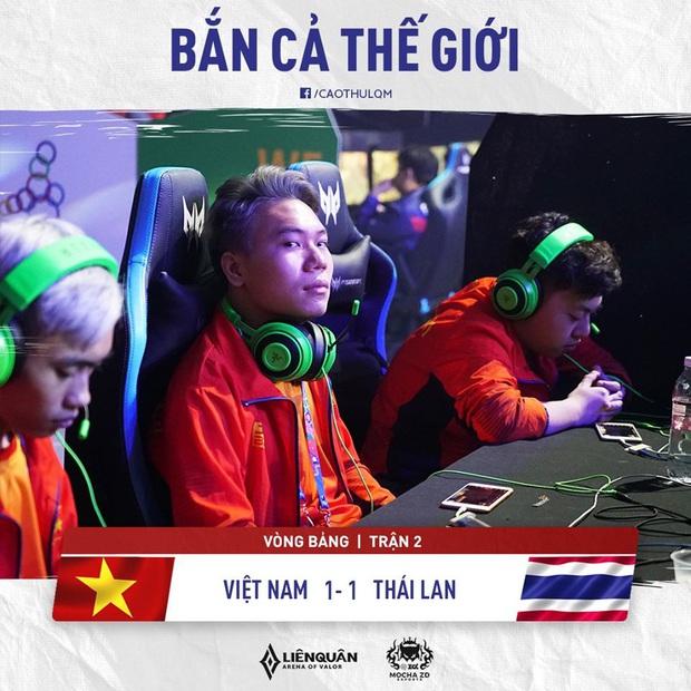 SEA Games 30: Đội tuyển Liên Quân Mobile Việt Nam xếp nhì bảng A, bước tiếp vào vòng play-off! - Ảnh 4.