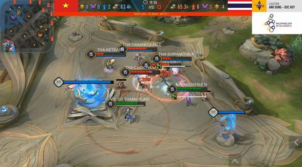 SEA Games 30: Đội tuyển Liên Quân Mobile Việt Nam xếp nhì bảng A, bước tiếp vào vòng play-off! - Ảnh 6.
