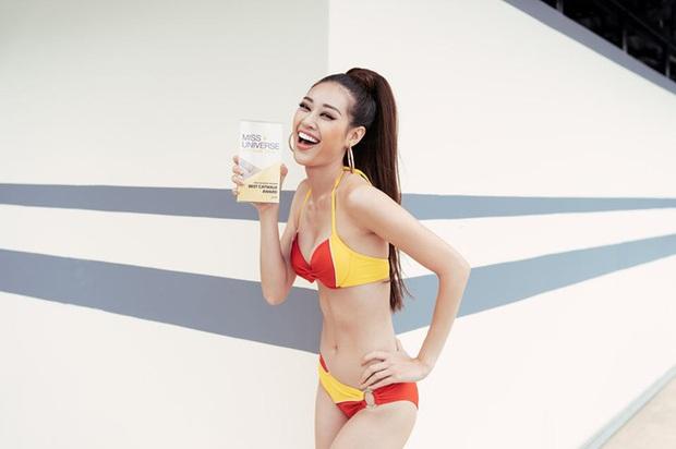 Hành trình lên ngôi Tân Hoa hậu Hoàn vũ Việt Nam 2019 của Khánh Vân: Chặng đường chông gai để vươn tới vinh quang! - Ảnh 2.