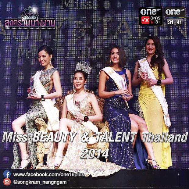 3 hoa hậu xuất sắc nhất trên màn ảnh Thái Lan: Có cả bạn gái Sơn Tùng M-TP nữa này - Ảnh 5.