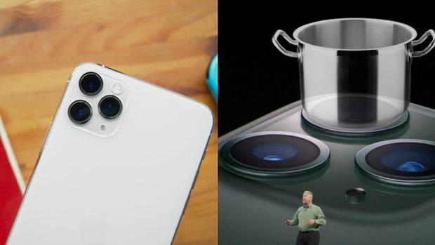Apple từng vác cả bếp điện lên iPhone 11 Pro thì có gì lạ khi Galaxy S11+ cũng sẽ trông giống thế - Ảnh 3.