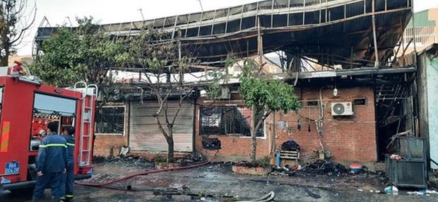 Lời kể nhân chứng vụ cháy nhà hàng khiến 4 người tử vong ở Vĩnh Phúc - Ảnh 2.