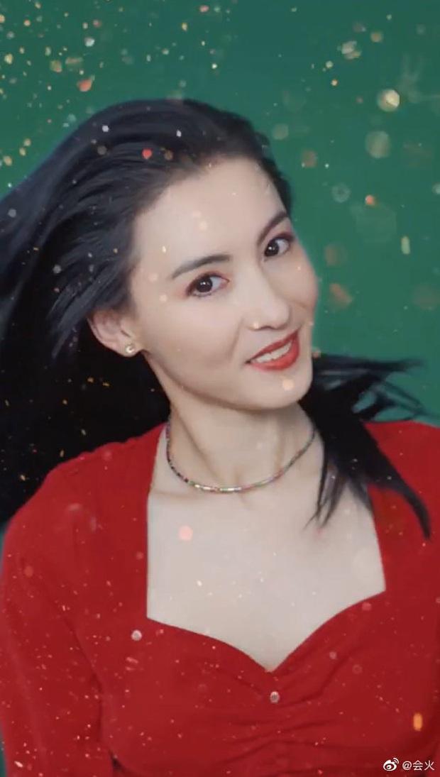 Trương Bá Chi gây bão khi makeup theo phong cách từ chục năm trước: Chẳng hề lỗi thời mà còn chứng minh nhan sắc lão hóa ngược - Ảnh 7.