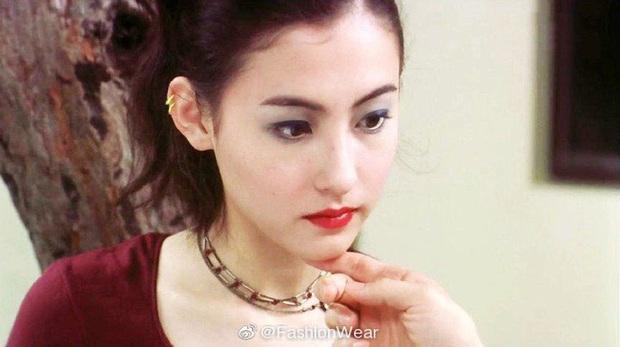 Trương Bá Chi gây bão khi makeup theo phong cách từ chục năm trước: Chẳng hề lỗi thời mà còn chứng minh nhan sắc lão hóa ngược - Ảnh 8.