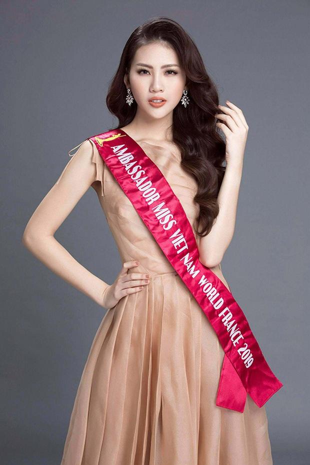 Khánh Vân là học trò thứ 3 của Hoa hậu Hương Giang được vinh danh ở đấu trường nhan sắc! - Ảnh 3.