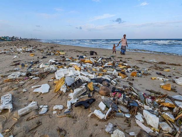 Địa điểm check-in sống ảo đẹp như thiên đường ở Ấn độ, nhưng đau lòng thay đó lại là hậu quả của ô nhiễm nghiêm trọng - Ảnh 3.