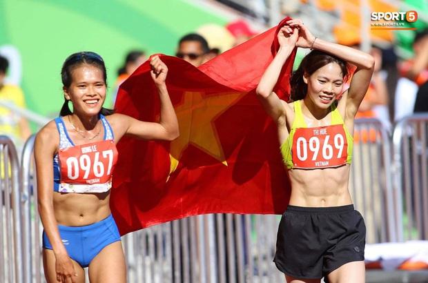 Nữ hoàng chân đất của điền kinh Việt Nam Phạm Thị Huệ: Nén cơn đau dạ dày để giành huy chương vàng sau 2 kỳ đại hội chỉ về nhì - Ảnh 3.