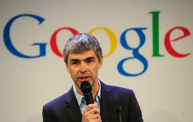 Larry Page: Người của những ý tưởng điên rồ và hành trình trên con đường mang tên Google - Ảnh 1.