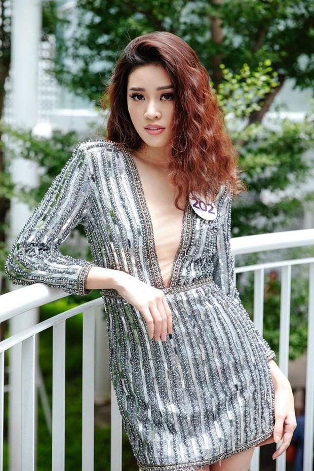 Hành trình lên ngôi Tân Hoa hậu Hoàn vũ Việt Nam 2019 của Khánh Vân: Chặng đường chông gai để vươn tới vinh quang! - Ảnh 11.