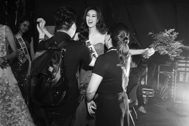 Hành trình lên ngôi Tân Hoa hậu Hoàn vũ Việt Nam 2019 của Khánh Vân: Chặng đường chông gai để vươn tới vinh quang! - Ảnh 9.