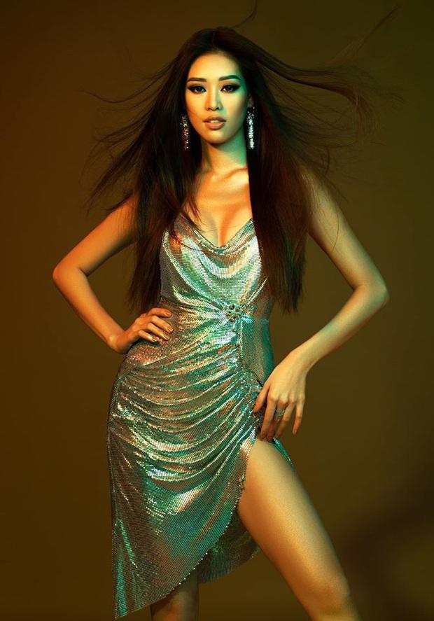 Hành trình lên ngôi Tân Hoa hậu Hoàn vũ Việt Nam 2019 của Khánh Vân: Chặng đường chông gai để vươn tới vinh quang! - Ảnh 4.