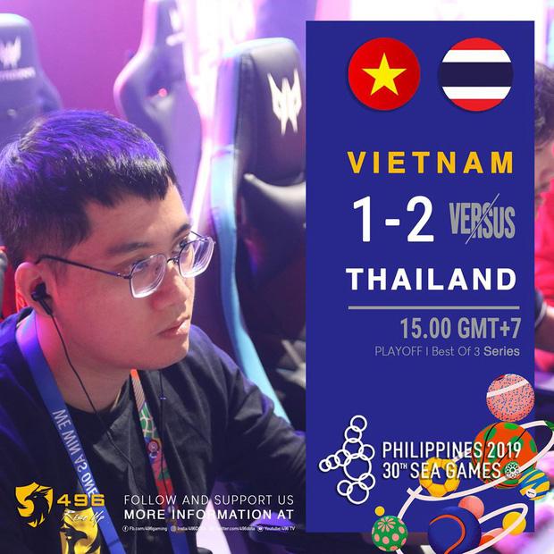 Dừng chân tại bán kết, 496 Dota2 đem về chiếc huy chương đồng SEA Games thứ 2 cho đoàn eSports Việt Nam - Ảnh 3.