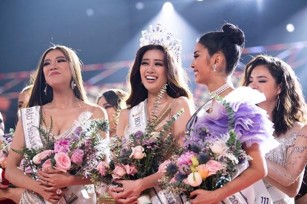 Từng bị Thúy Vân vượt mặt cách đây 5 năm, Kim Duyên đã phục thù thành công tại Hoa hậu Hoàn vũ VN - Ảnh 6.
