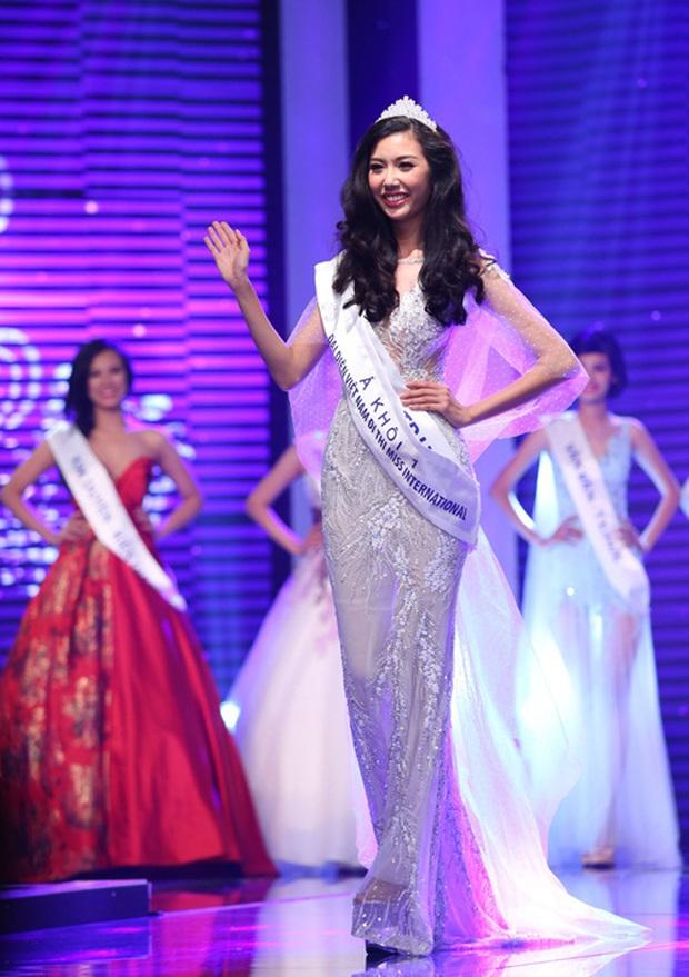 Từng bị Thúy Vân vượt mặt cách đây 5 năm, Kim Duyên đã phục thù thành công tại Hoa hậu Hoàn vũ VN - Ảnh 3.