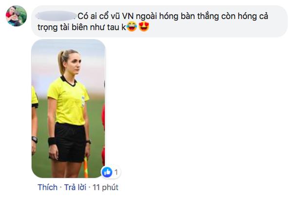 Fan Việt sục sôi tìm info nữ trọng tài biên đẹp như hoa hậu bắt trận chung kết Việt Nam - Thái Lan: Nghe lời cha, theo nghề trọng tài từ tuổi 15 - Ảnh 9.