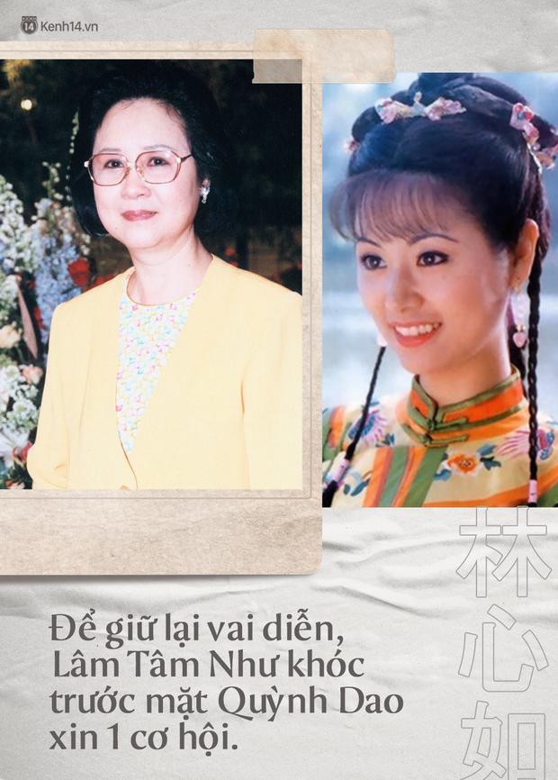 Lâm Tâm Như: Nổi loạn ngỗ ngược từ thuở 17, tính cách trái ngược với hình ảnh ngọt ngào và cuộc hôn nhân đầy thị phi - Ảnh 4.