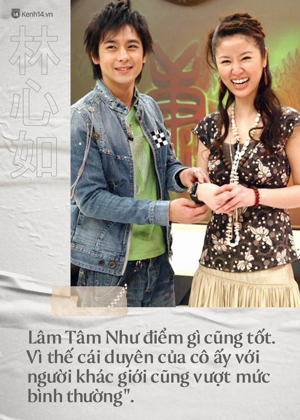 Lâm Tâm Như: Nổi loạn ngỗ ngược từ thuở 17, tính cách trái ngược với hình ảnh ngọt ngào và cuộc hôn nhân đầy thị phi - Ảnh 5.