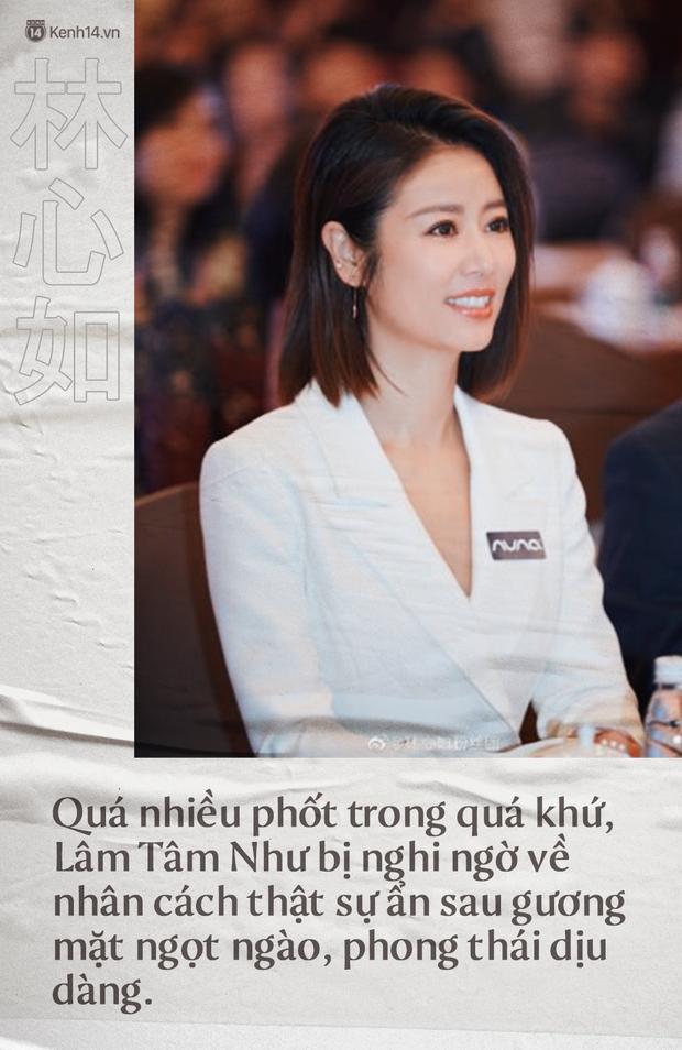 Lâm Tâm Như: Nổi loạn ngỗ ngược từ thuở 17, tính cách trái ngược với hình ảnh ngọt ngào và cuộc hôn nhân đầy thị phi - Ảnh 10.