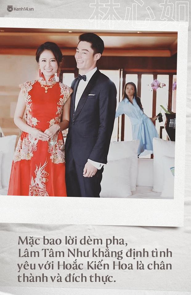Lâm Tâm Như: Nổi loạn ngỗ ngược từ thuở 17, tính cách trái ngược với hình ảnh ngọt ngào và cuộc hôn nhân đầy thị phi - Ảnh 12.