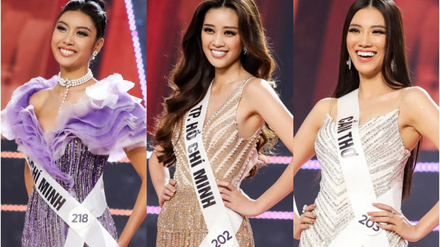 Đầm dạ hội Hoa hậu Khánh Vân diện lúc đăng quang: Zoom kỹ mới thấy lộng lẫy hết sức, tiên đoán phần nào kết thúc có hậu - Ảnh 1.