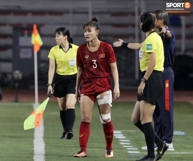 Đứt dây chằng 2 tháng trước, tuyển thủ nữ Việt Nam vẫn chưa được phẫu thuật - Ảnh 2.