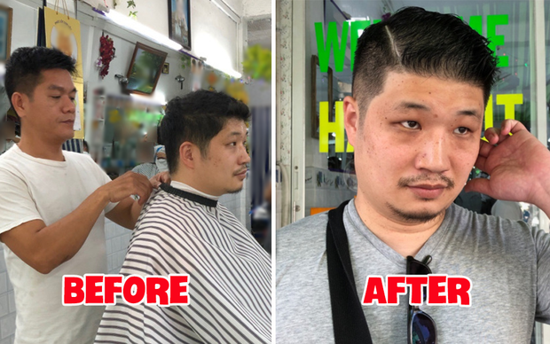 Blogger người Nhật đến phố Bùi Viện hỏi: Cắt cho tôi kiểu tóc phổ biến nhất Việt Nam và cái kết khiến anh cười phớ lớ - Ảnh 8.