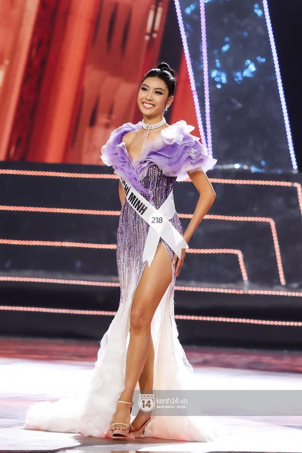 Cứ ngỡ Hoa hậu Hoàn vũ VN là cuộc chiến của Thúy Vân - Hương Ly - Hoàng Phương, ai dè trùm cuối gọi tên Khánh Vân! - Ảnh 8.