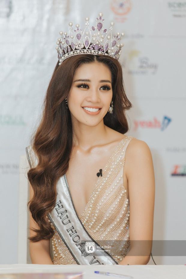 Ảnh gợi cảm của Hoa hậu Hoàn vũ Khánh Vân thời chưa nổi bất ngờ hot trở lại: Từ lâu thần sắc đã cuốn hút thế này! - Ảnh 5.
