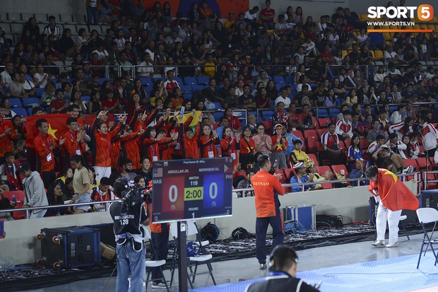 Bạc Thị Khiêm, nữ vận động viên Taekwondo khiến toàn bộ khán giả Philippines phải câm lặng chỉ sau một cú đá - Ảnh 8.