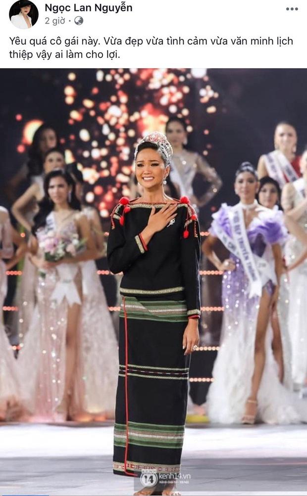 Mỹ nhân thế giới và dàn sao Vbiz xúc động trước màn final walk đặc biệt của HHen Niê: Mộc mạc đến kì diệu! - Ảnh 8.
