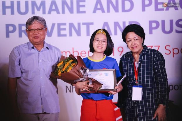 Nhiều nghệ sĩ Việt hưởng ứng ngày Văn hoá Hoà bình TP. HCM 2019, chung tay chống bạo lực và xâm hại trẻ em - Ảnh 9.