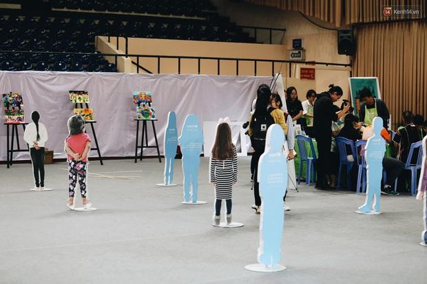 Nhiều nghệ sĩ Việt hưởng ứng ngày Văn hoá Hoà bình TP. HCM 2019, chung tay chống bạo lực và xâm hại trẻ em - Ảnh 15.