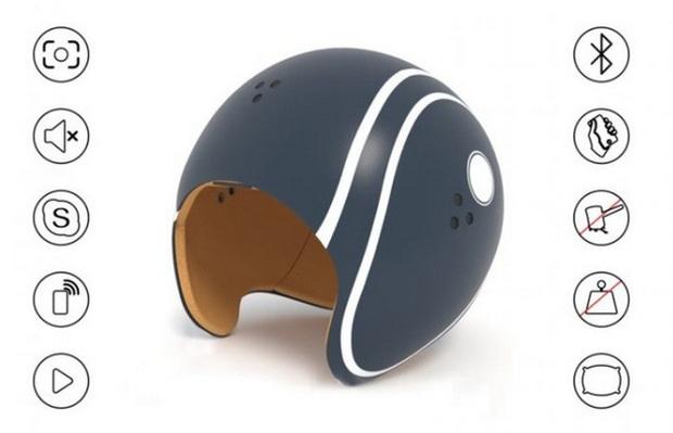 """Chiếc mũ đặc biệt này sẽ giúp bạn """"bỏ mặc ngoài tai"""" mọi tiếng ồn, phiền toái chỉ trong nháy mắt - Ảnh 2."""
