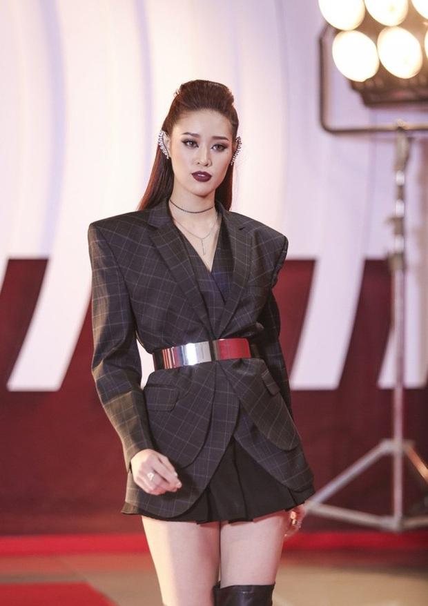 6 năm tham dự 6 cuộc thi sắc đẹp nhưng phải đến HHHVVN, style makeup của Khánh Vân mới thực sự đạt ngưỡng đỉnh cao - Ảnh 5.