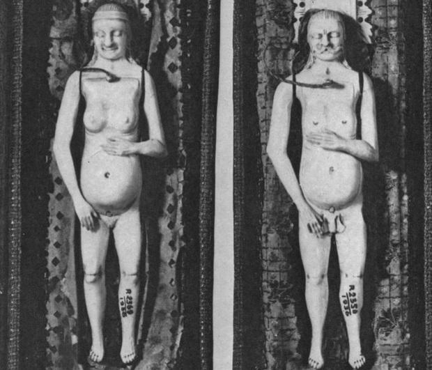 Bí ẩn những con búp bê 300 năm tuổi, được chạm khắc cả nội tạng bên trong - Ảnh 2.