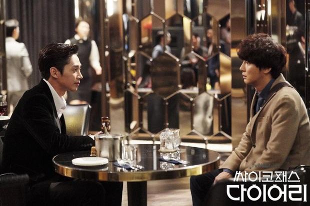 Review Psychopath Diary: Cười nghiêng ngả vì sát nhân Yoon Shi Yoon, toàn mùi đam mĩ vì nam phụ quá ngầu - Ảnh 8.