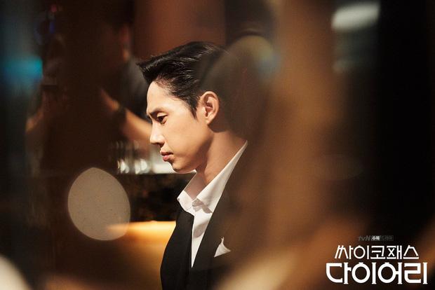 Review Psychopath Diary: Cười nghiêng ngả vì sát nhân Yoon Shi Yoon, toàn mùi đam mĩ vì nam phụ quá ngầu - Ảnh 7.