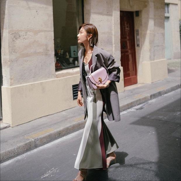 Nghĩ tưởng đơn giản nhưng không phải nàng nào cũng biết 4 mẫu áo khoác kết hợp ăn ý nhất với váy - Ảnh 3.