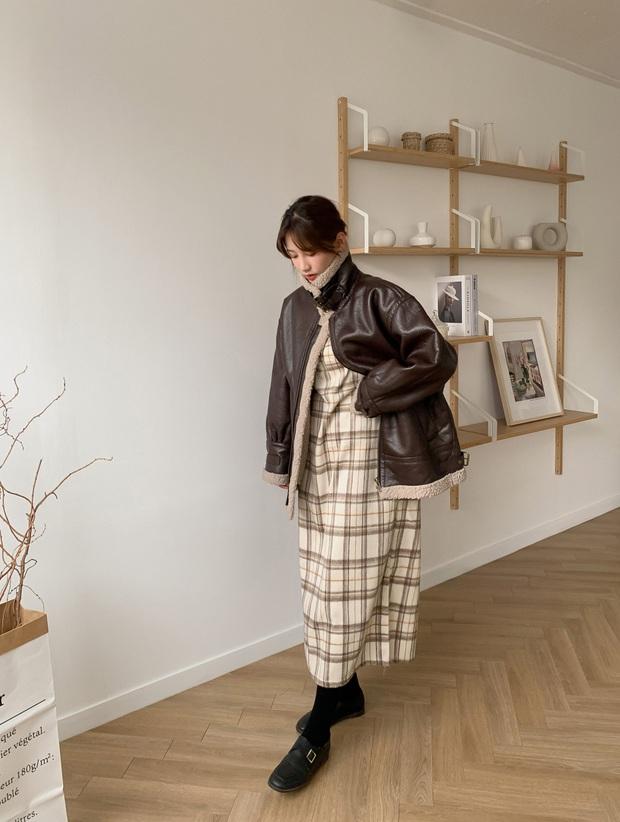 Nghĩ tưởng đơn giản nhưng không phải nàng nào cũng biết 4 mẫu áo khoác kết hợp ăn ý nhất với váy - Ảnh 5.