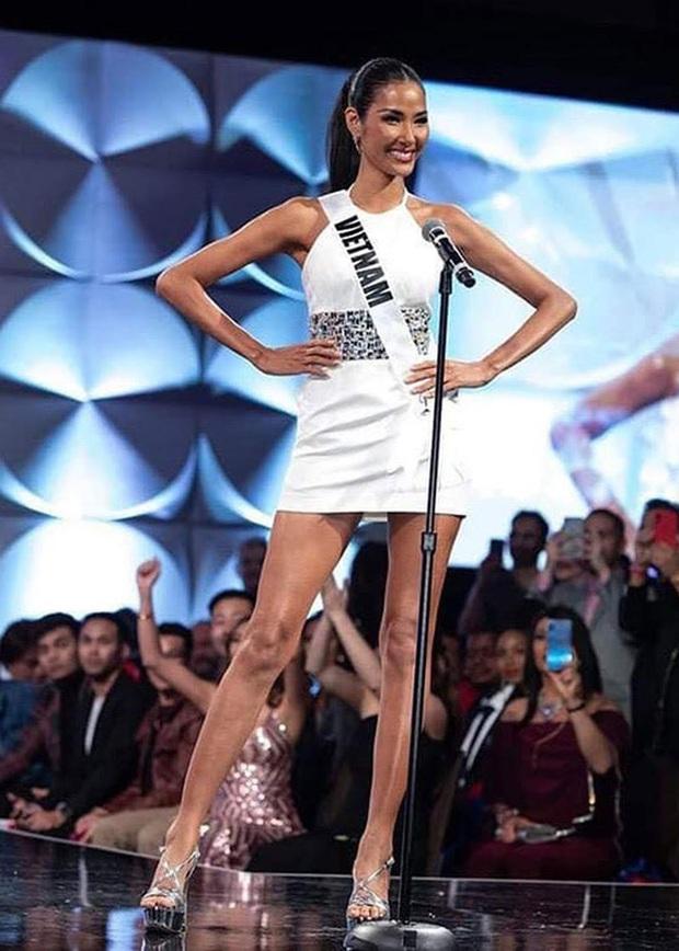 Lộ bảng điểm Hoàng Thùy đứng thứ 11, suýt chút nữa được trình diễn bikini trên sân khấu danh giá Miss Universe 2019? - Ảnh 4.