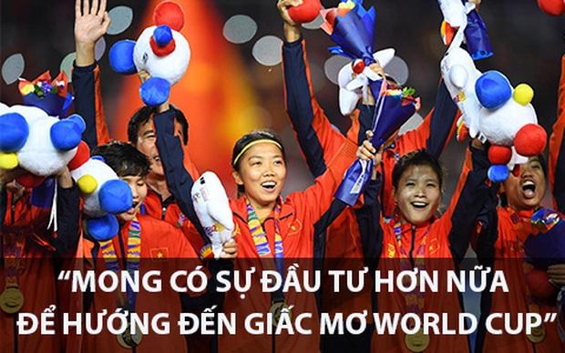 HLV trưởng tuyển nữ Việt Nam: Mong có sự đầu tư và chăm chút hơn nữa để hướng đến giấc mơ World Cup - Ảnh 3.