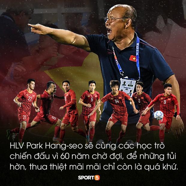HLV Park Hang-seo & điều ước thứ Sáu - Ảnh 1.