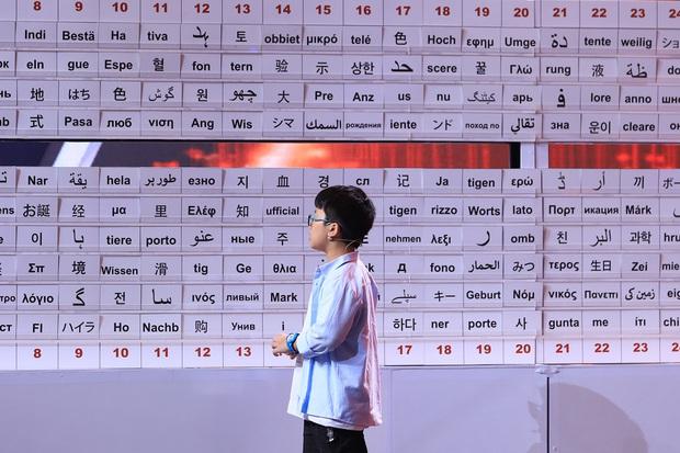 Siêu trí tuệ: Chàng trai phân biệt 200 tờ giấy trắng khiến Trấn Thành bật khóc, giám khảo khoa học không thể giải thích - Ảnh 9.