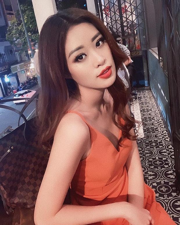 Sau 2 ngày yên ắng, Tân Hoa hậu Hoàn vũ Khánh Vân cũng có động thái đầu tiên trên mạng xã hội - Ảnh 6.