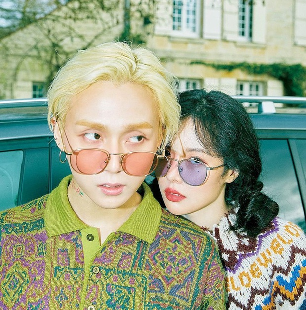 Hiếm có nữ idol Kbiz nào như Hyuna, lên sóng công khai kể về chuyện yêu đương hồi mới quen với bạn trai kém 1 tuổi khiến fan ngỡ ngàng về độ cuồng người yêu - Ảnh 1.