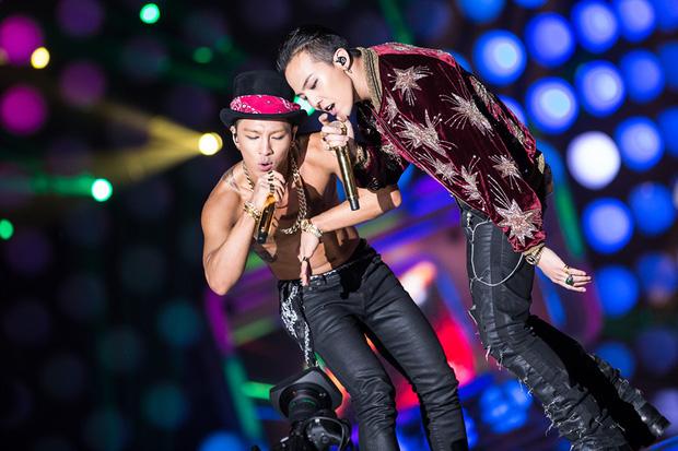 MAMA đúng là lễ trao giải đầy nghiệp: Hết bị G-Dragon, GOT 7 diss thẳng trên sân nhà đến Jin (BTS) mượn sân khấu để cà khịa chuyện khác - Ảnh 3.